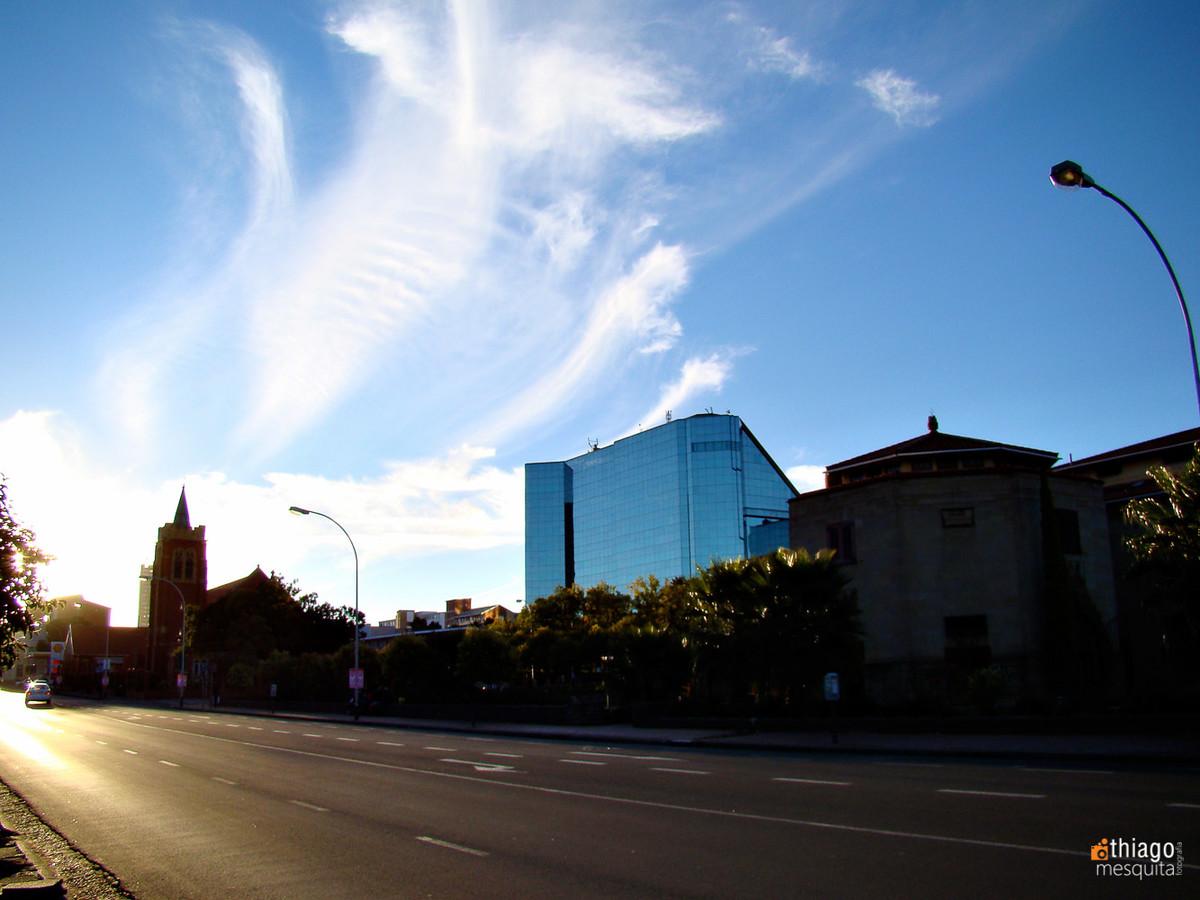 bluemfontein - south africa sky