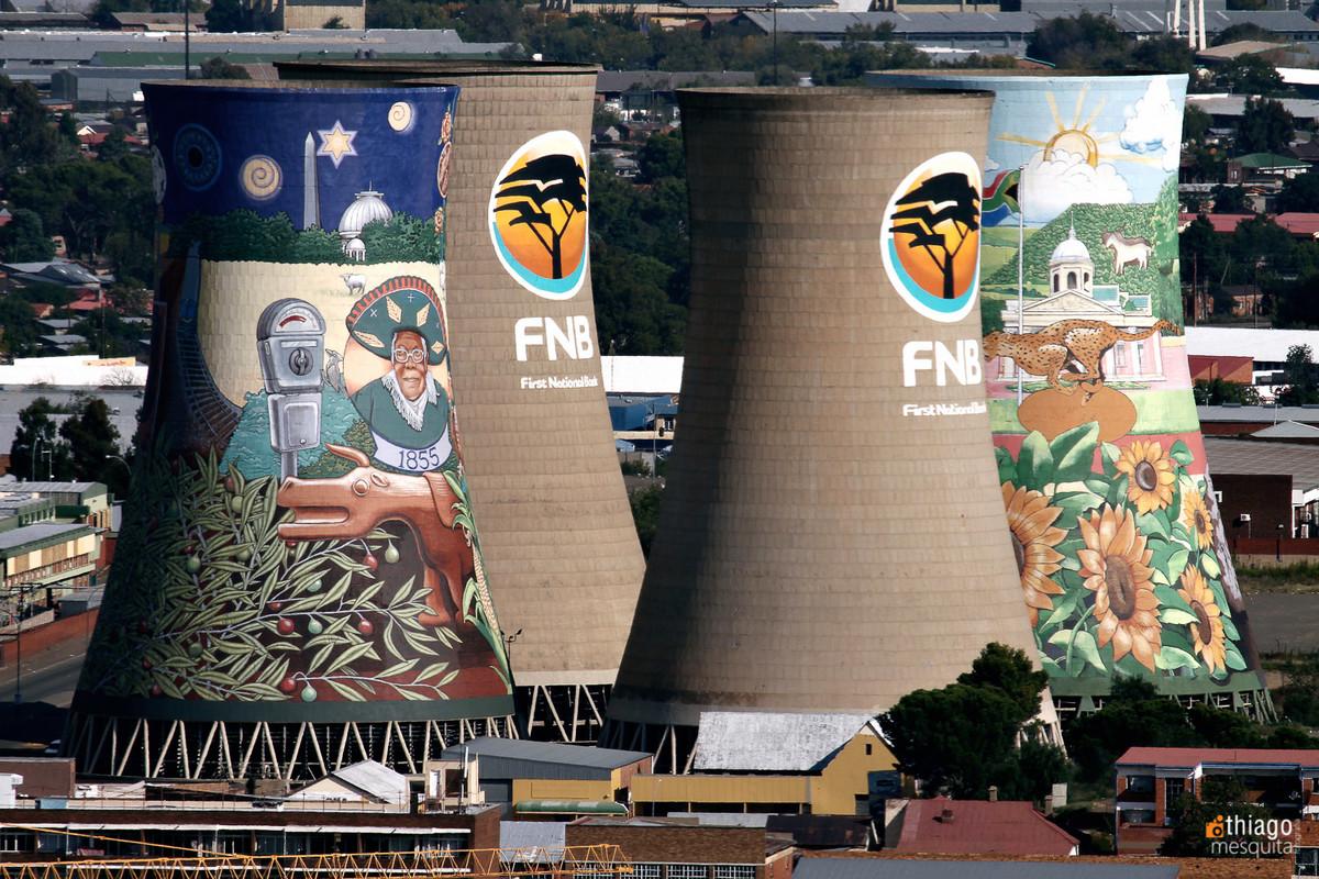 bluemfontein - south africa usin