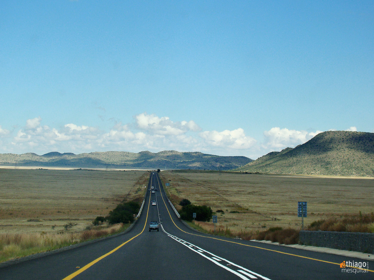 high way - roads and streets in south africa