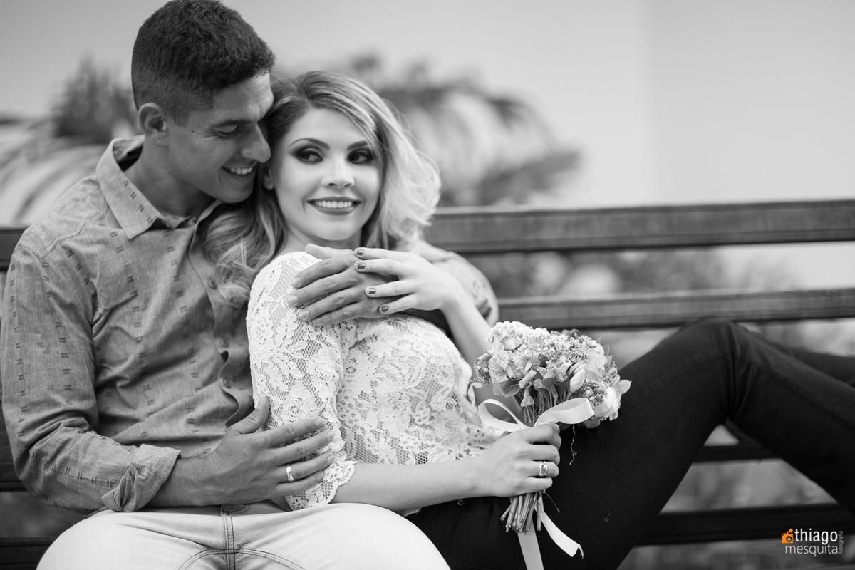 pré wedding em uberlândia fotos na rua jardim karaíba