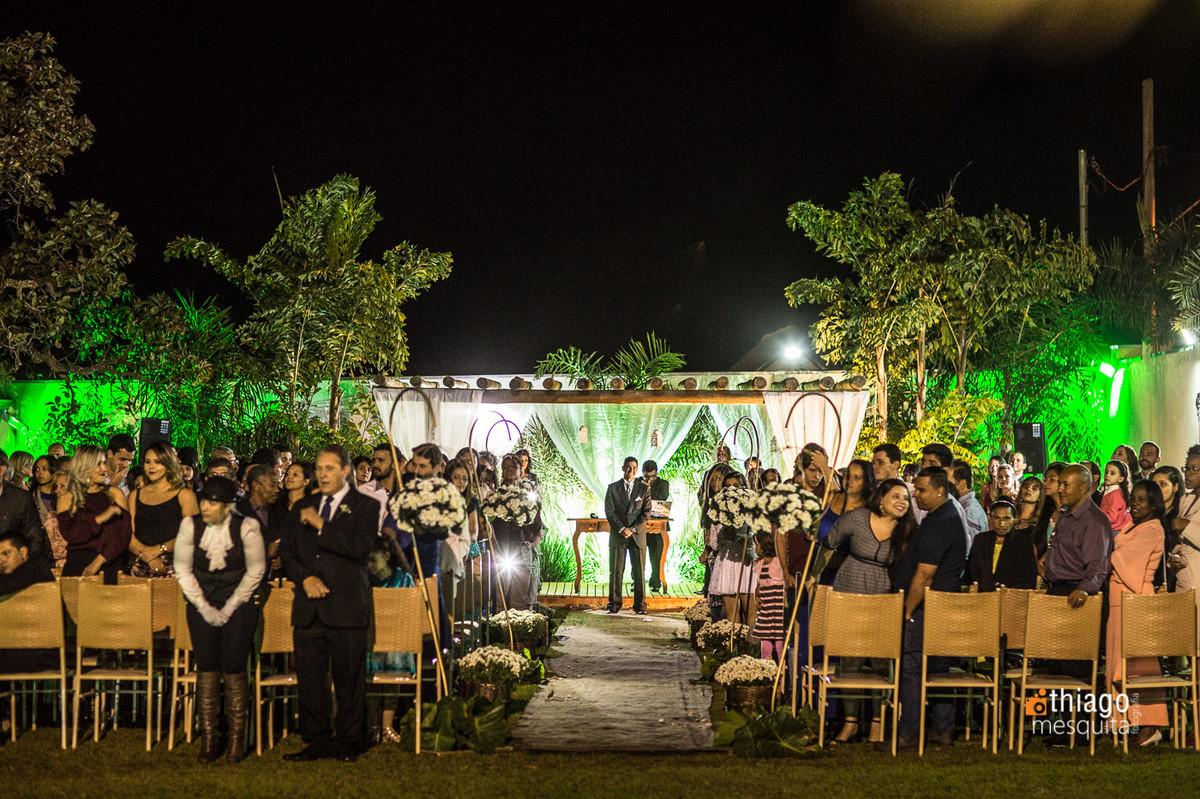 panorama lounge uberlândia casamento em chácara a noite