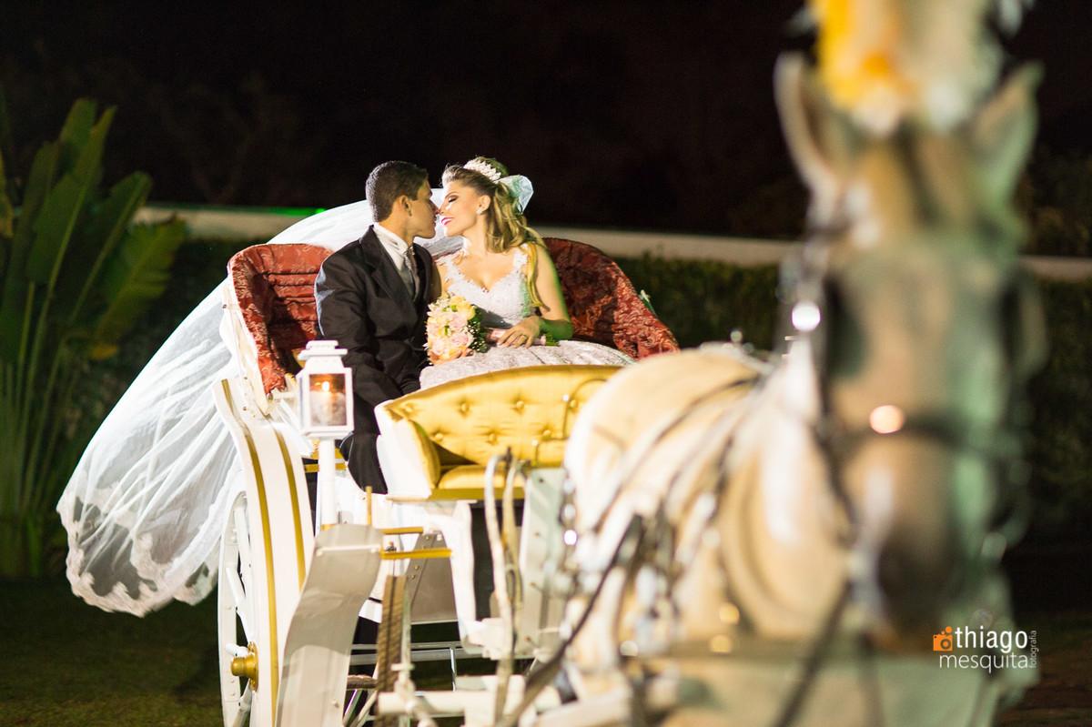 carruagem para casamento em uberlândia - imperiale