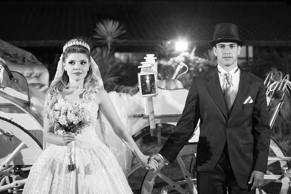 Casamento de Franciele e Abner