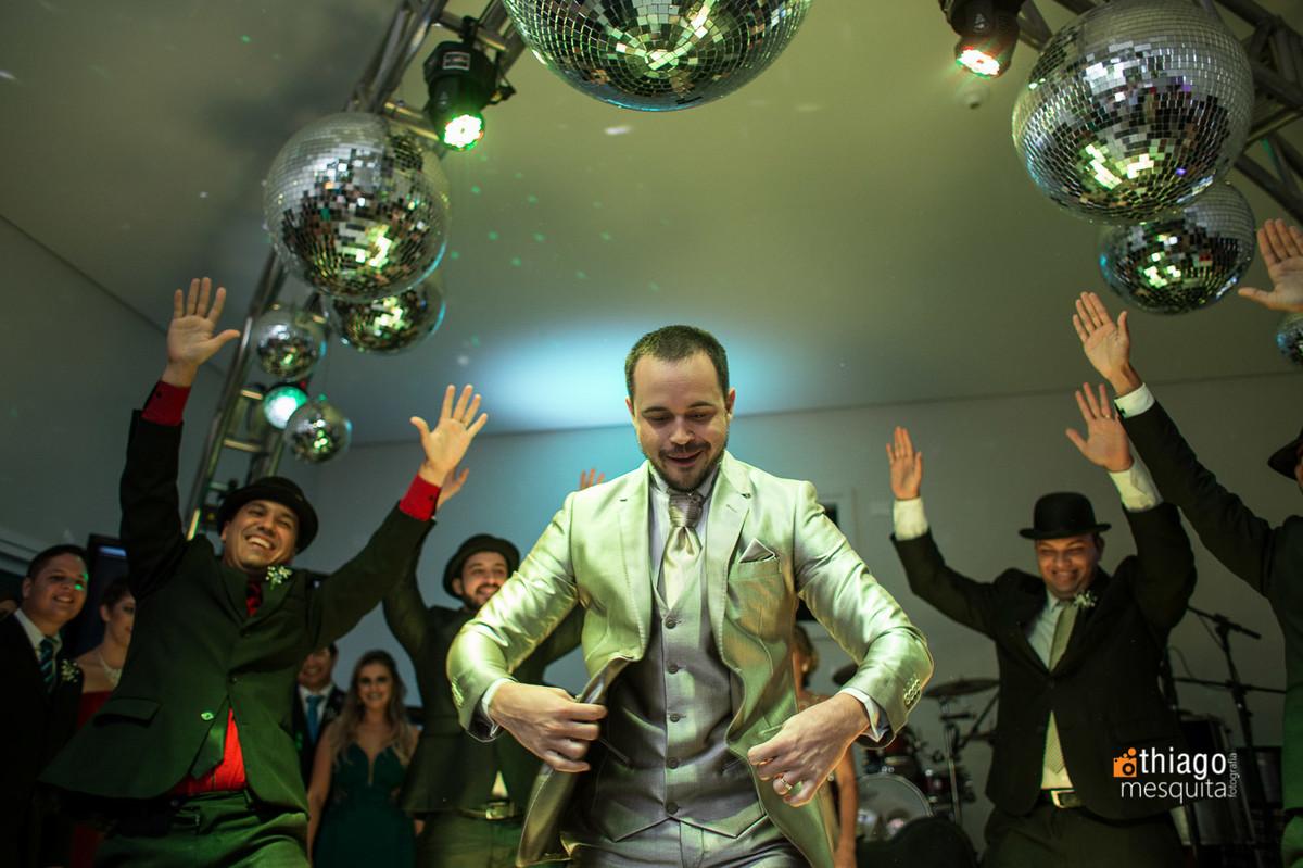 dança ensaiada para casamento