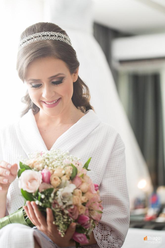 buquet de noiva casamento durante o dia