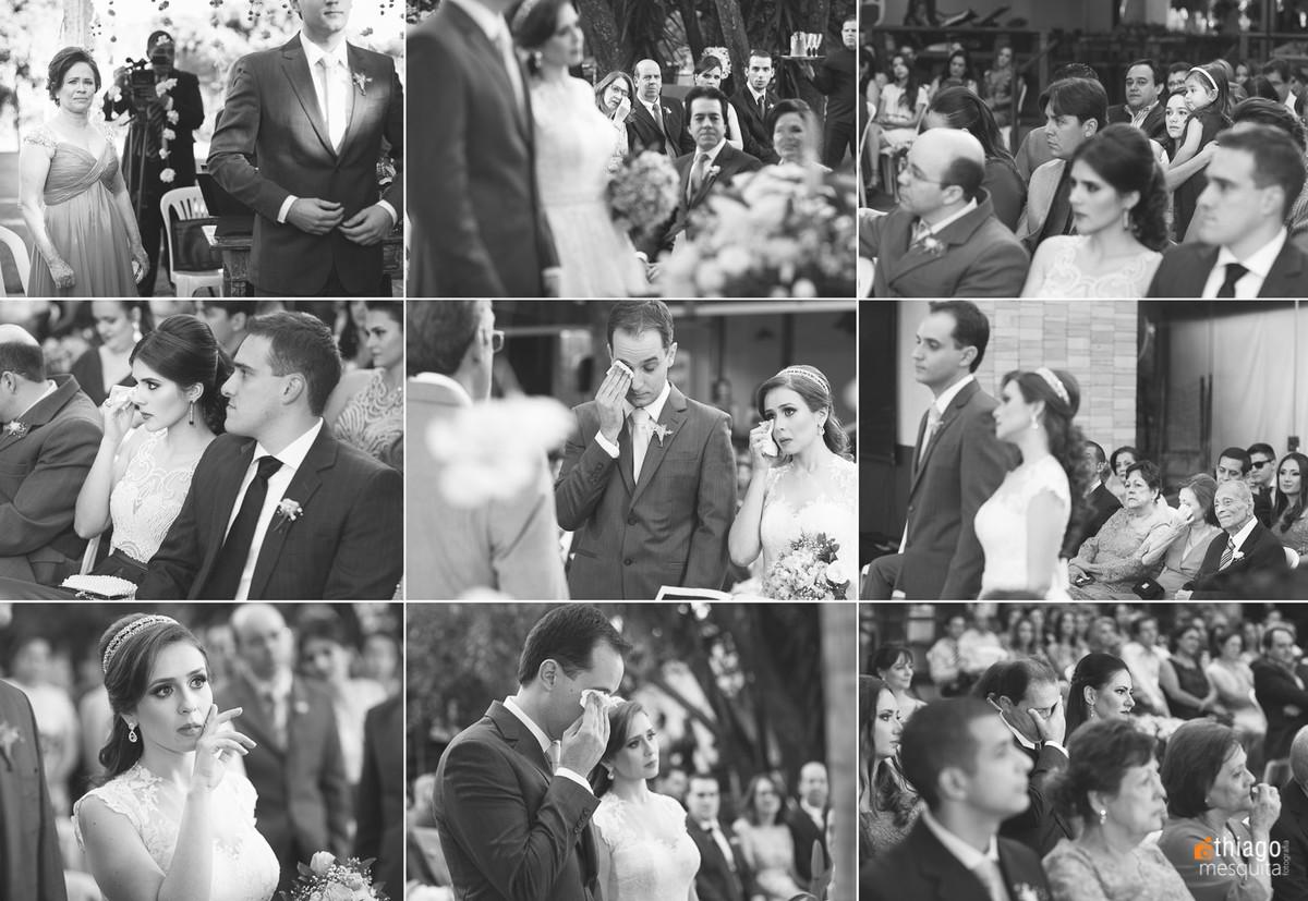 choro e emoção no casamento -casamento em uberlândia no villa alvim