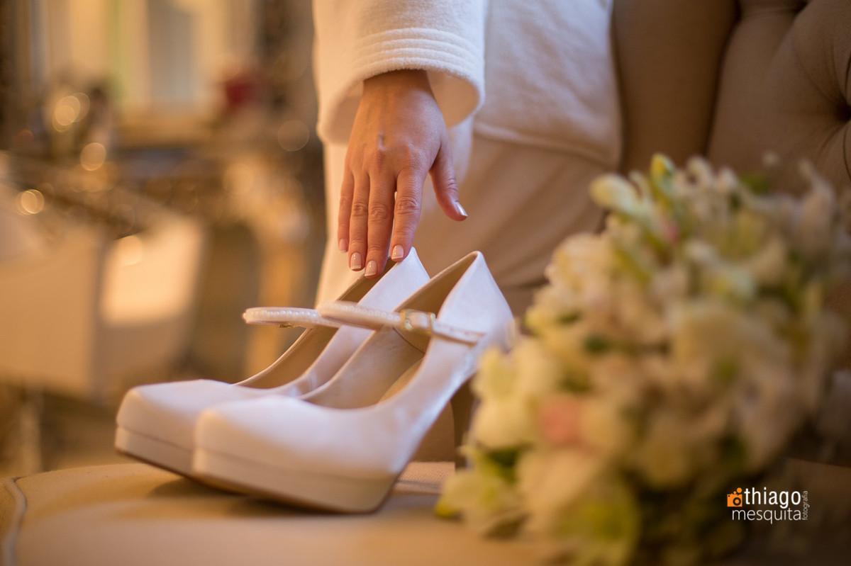 rildo noivas e noivos making of da noiva em uberlândia - sapato de noiva