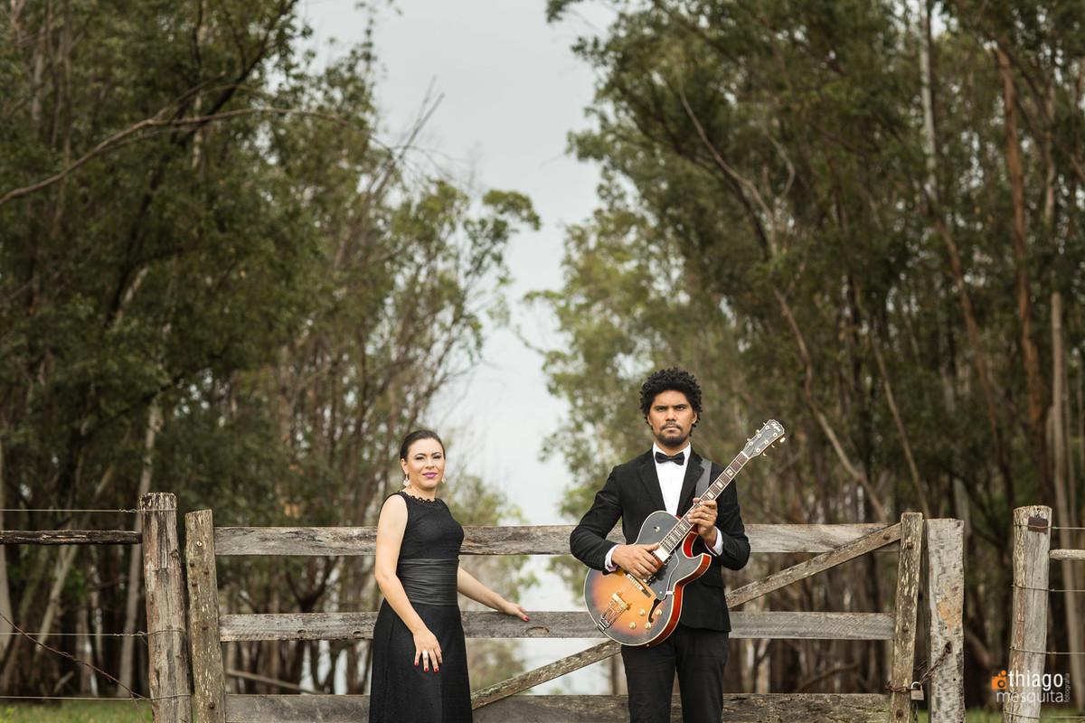 Ministério Carta sonora Ivan e Elisângela - cantor musica gospel uberlândia