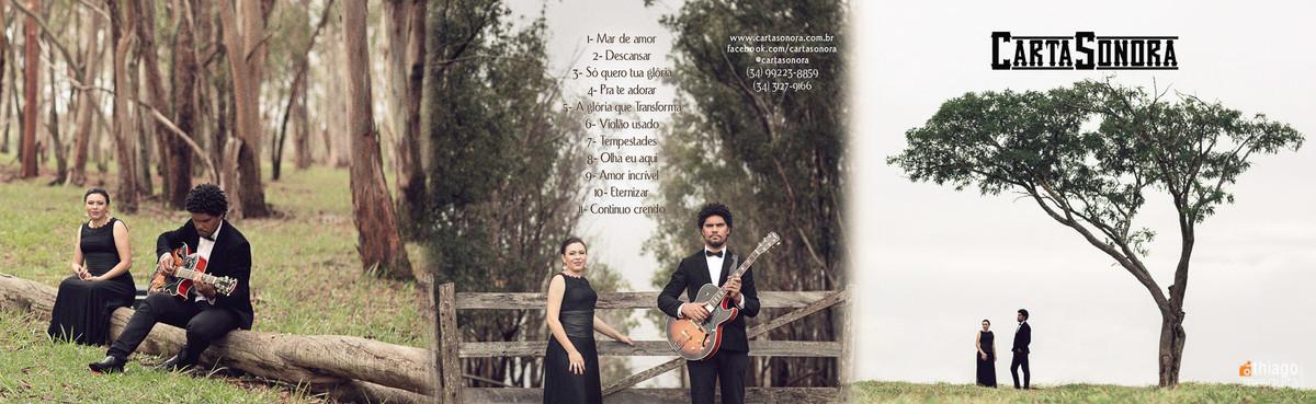 arte e encarte para cd em uberlândia