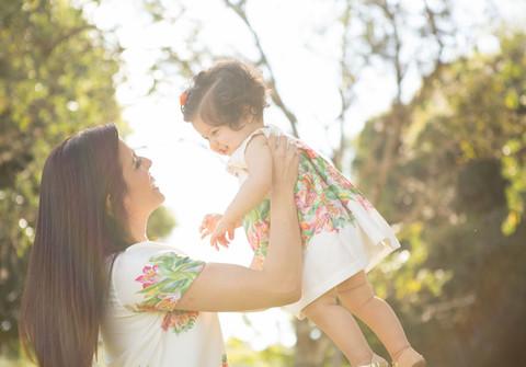 Família de Lisa   Lorena e Geraldo (Aniversário)