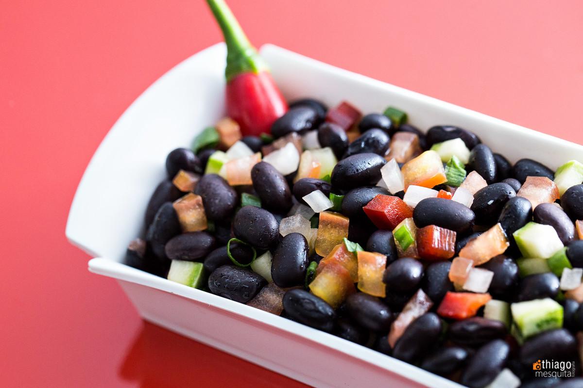 fotografia de alimentos - los gourmets - thiago mesquita - uberlândia - feijão preto