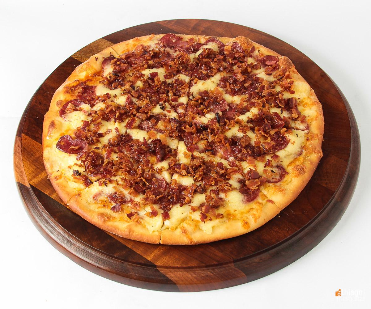 Pizza na tábua
