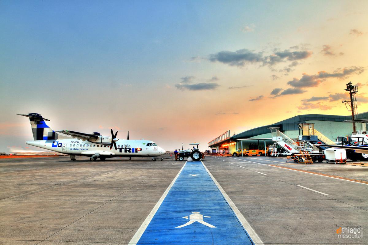 aeroporto de uberlândia