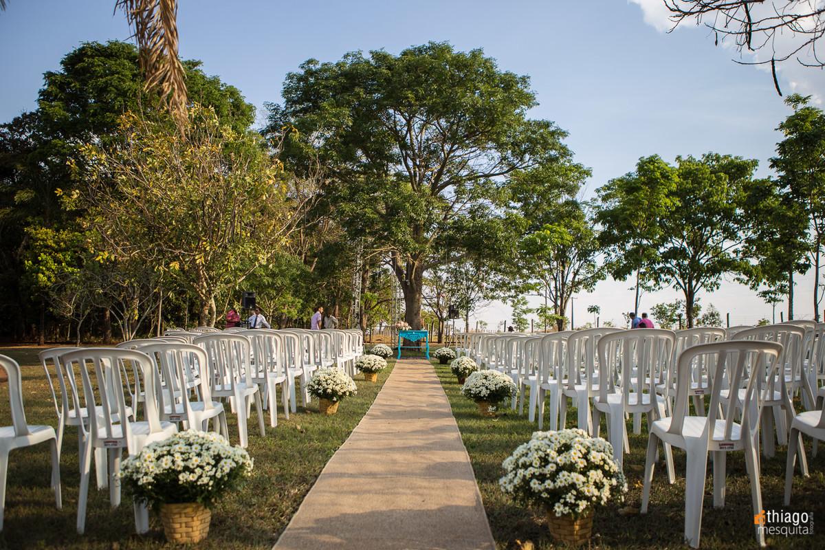 casamento no campo, jocum cerrado uberlândia - árvore