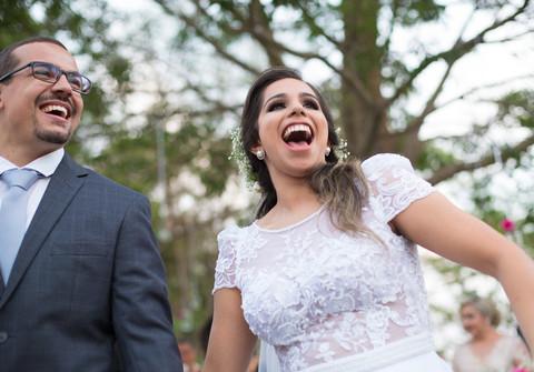 Casamento de Micaela e Raul