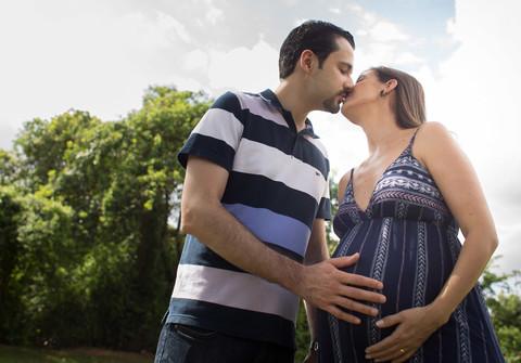 Família de Gestante | Mônica e Murilo