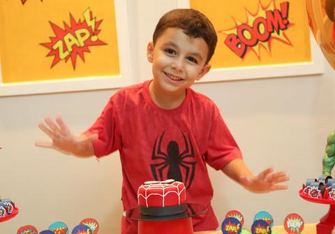 Família de Enzo | 5 anos