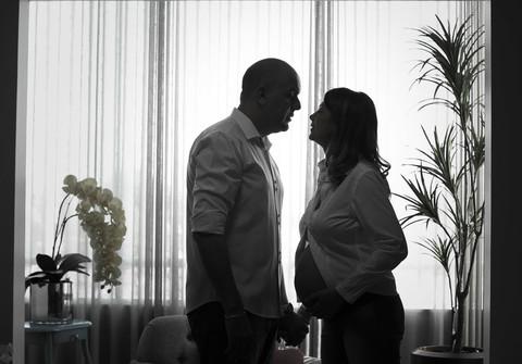 Família de Mariah - Analigia e Eduardo | Gestante