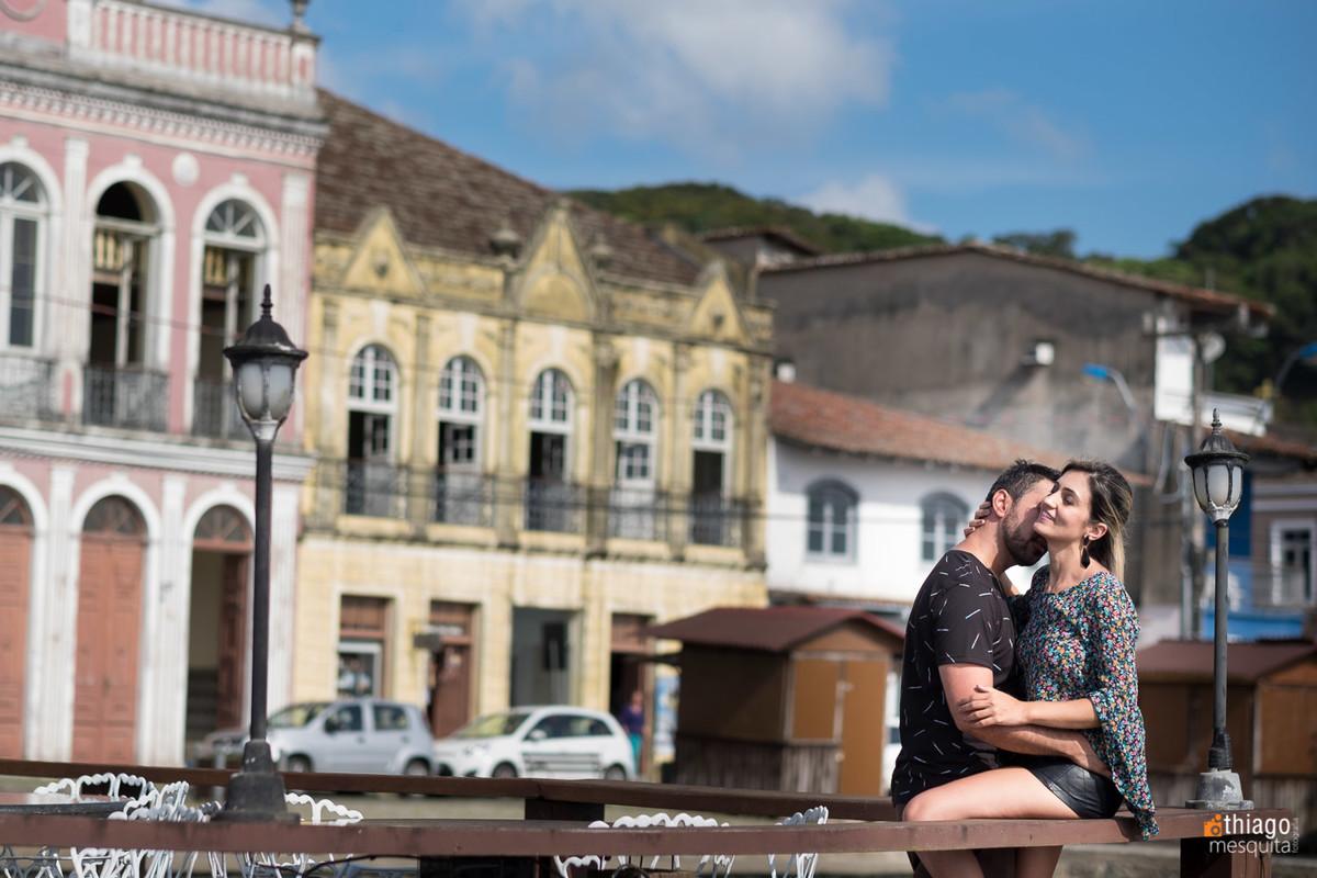 Sessão de Prewedding no município de Joinville