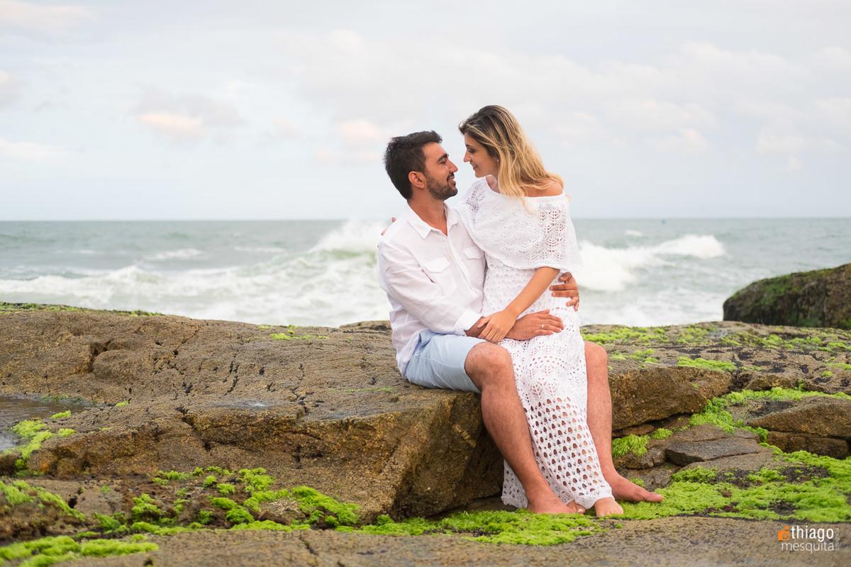 Fernanda e Gustavo em Joinville, Santa Catarina
