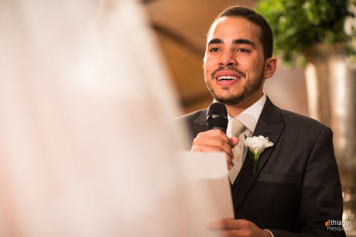 declaração de votos dos noivos