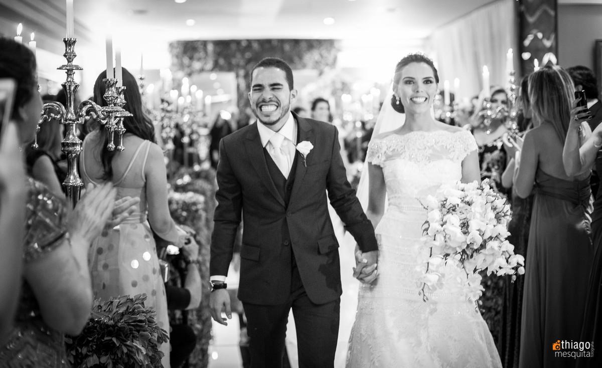 Casamento no clube naval em Brasília