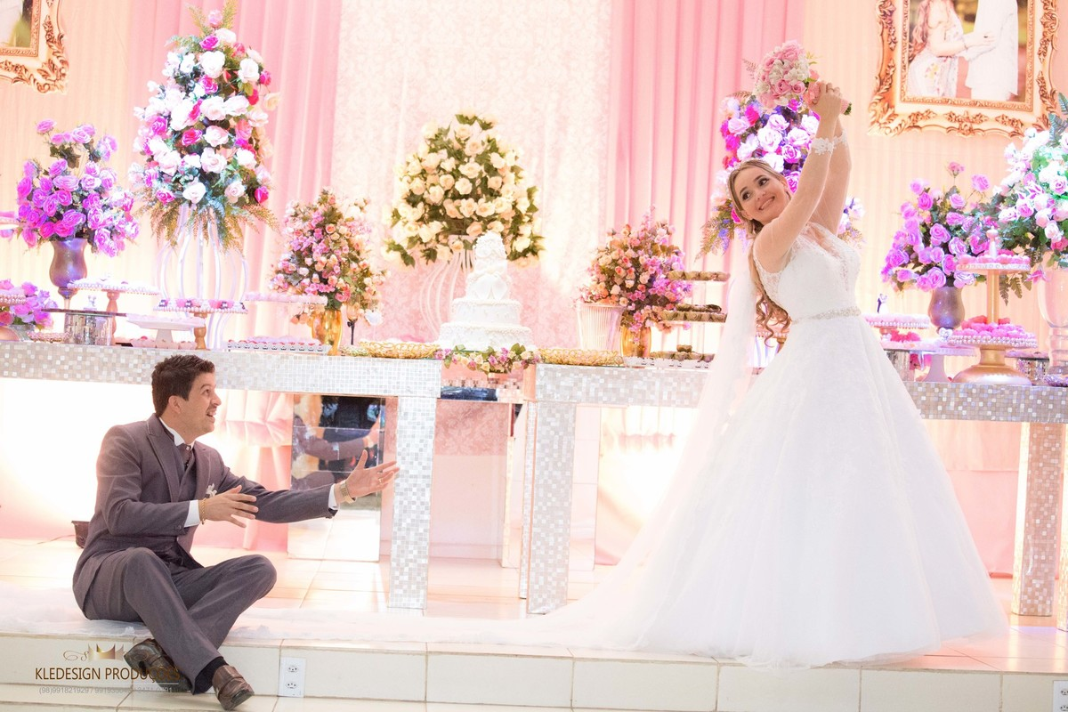 Foto de Casamento Mayana e Geyhandson