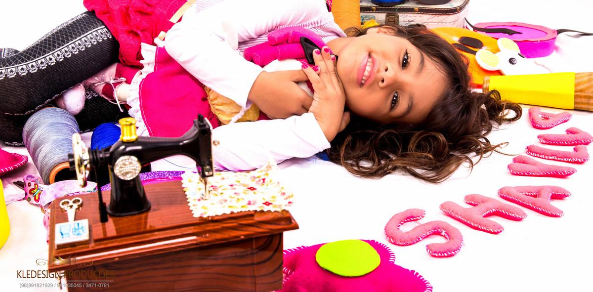 Foto de Shaylla - 5 Anos - lalaloopsy
