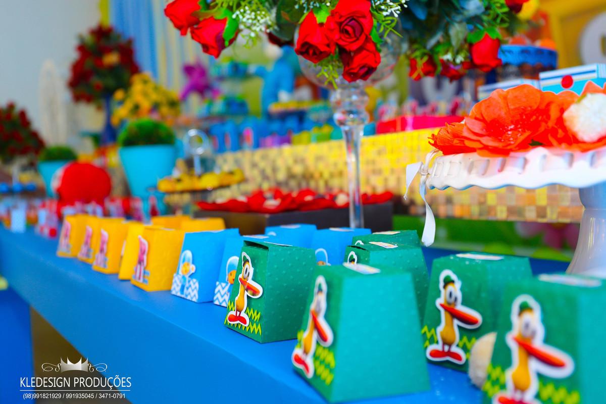 #Decoração #Festa Pocoyo