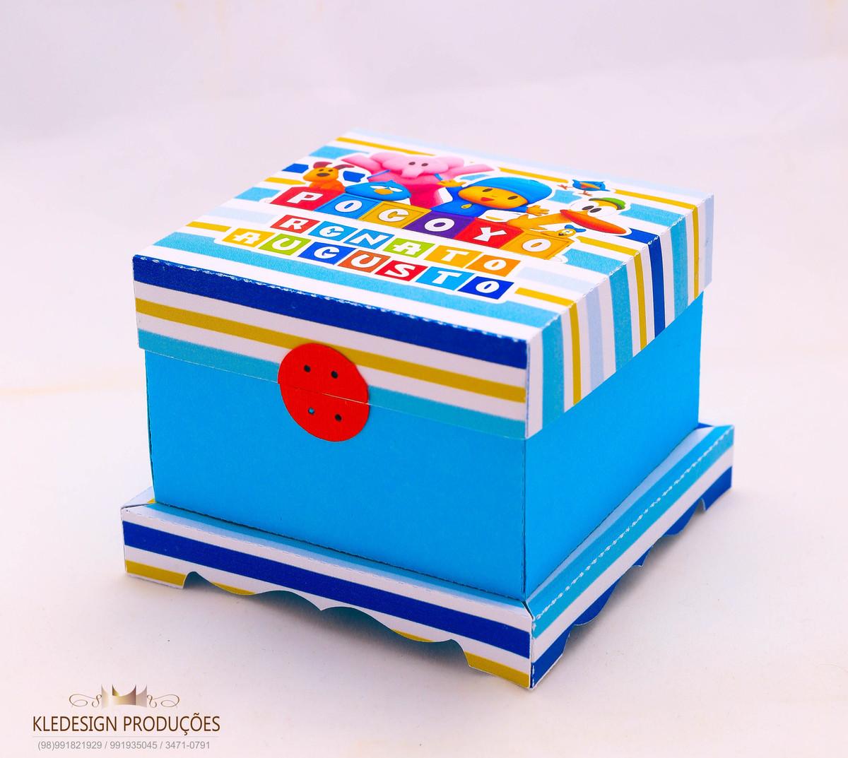 #personalizados pocoyo - box estampado