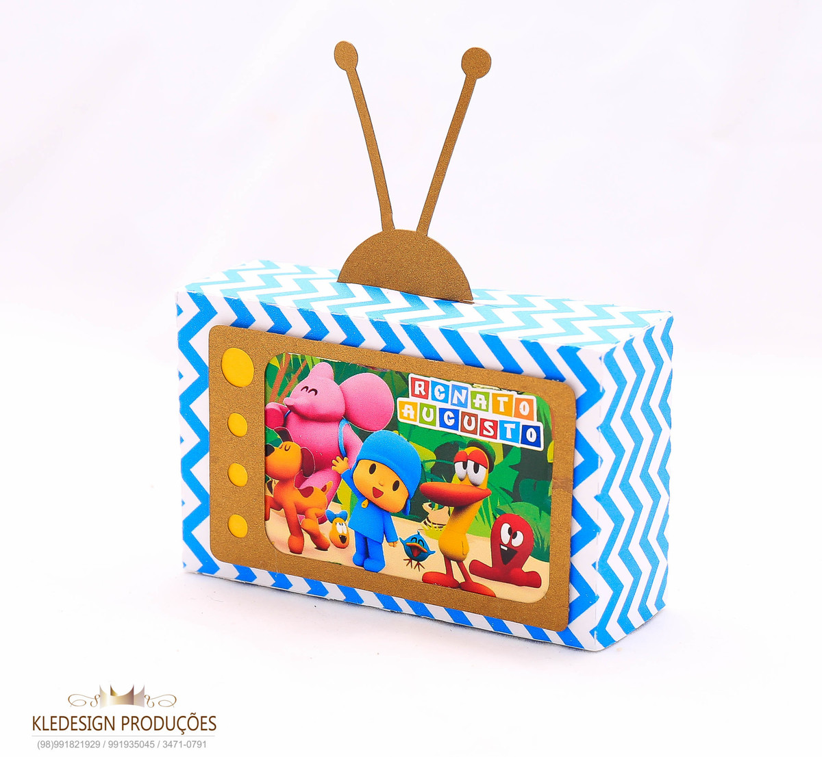 #personalizados pocoyo - tv