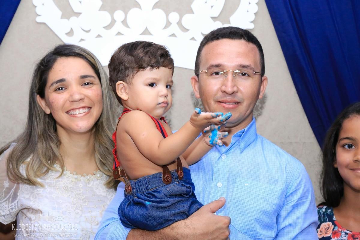 Foto de Decoração Príncipe João Lucas