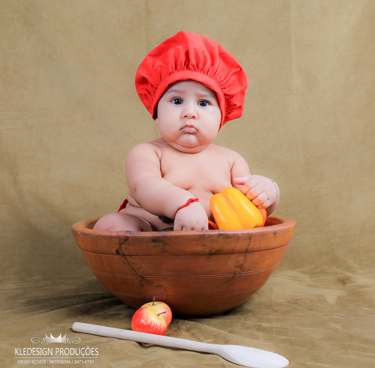 Foto de Baby- clic Lucas Pietro 5 meses