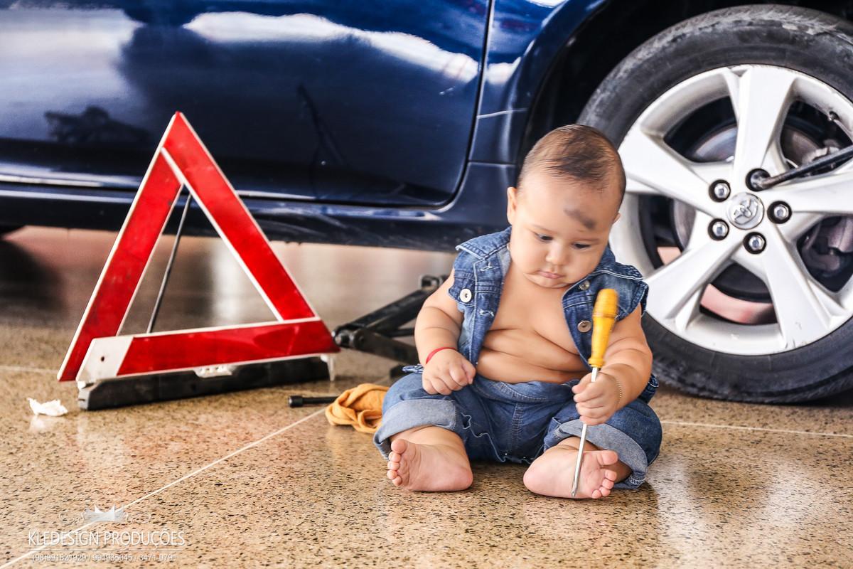 #mecânico #baby #ensaioinfantil