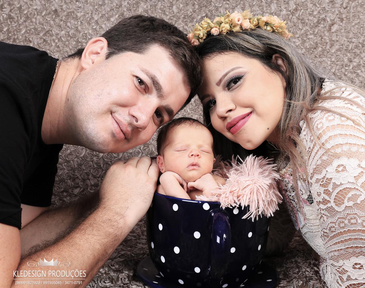 Foto de Dioney + Eryka = Maria Cecília