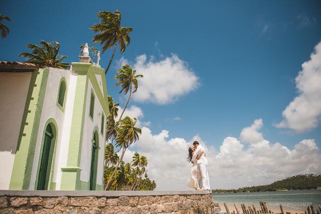 PRÉ WEDDING DESTINATION de Fernanda & Fabiano -