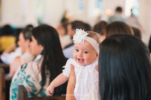 BATIZADO de Batizado da Clara
