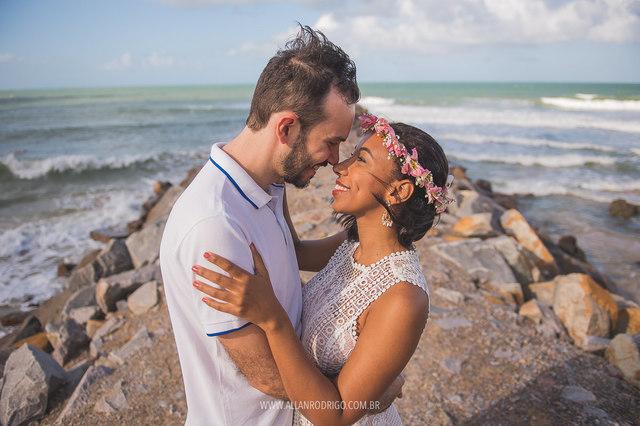 PRÉ WEDDING DESTINATION de Melina + Sérgio