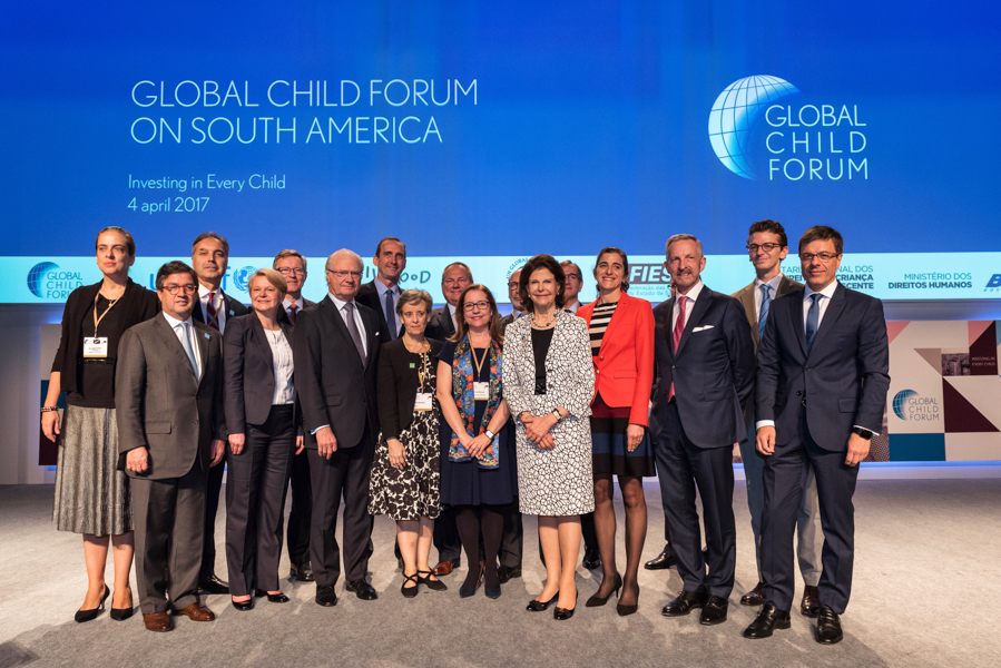 Global Child Forum on South America photo by Romero Cruz Photographer