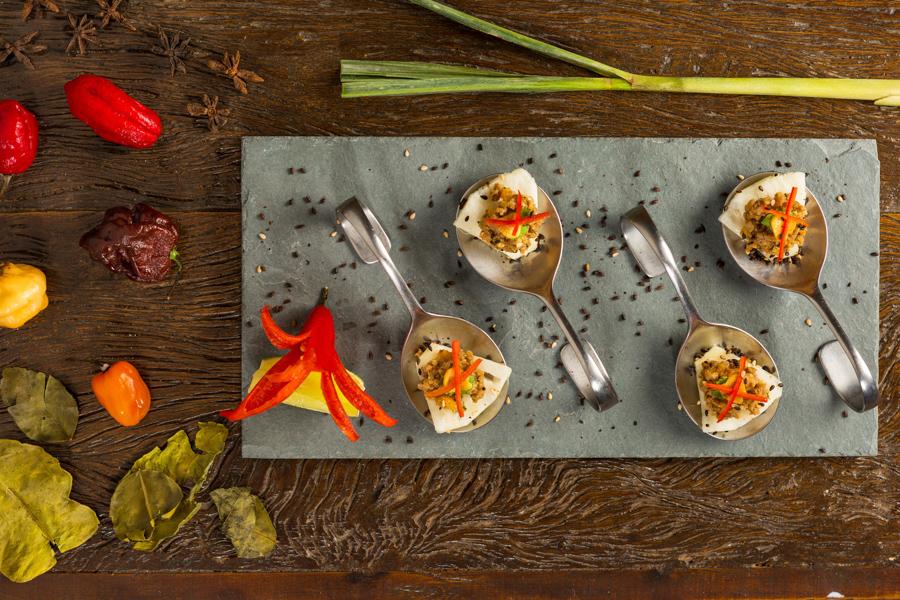 Fotógrafo de gastronomia Romero Cruz fotografou o restaurante Lagundri para a Revista Veja Comer