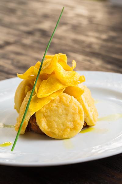 Romero Cruz fotógrafo de gastronomia fotografou o restaurante Maialini para a revista Veja Comer