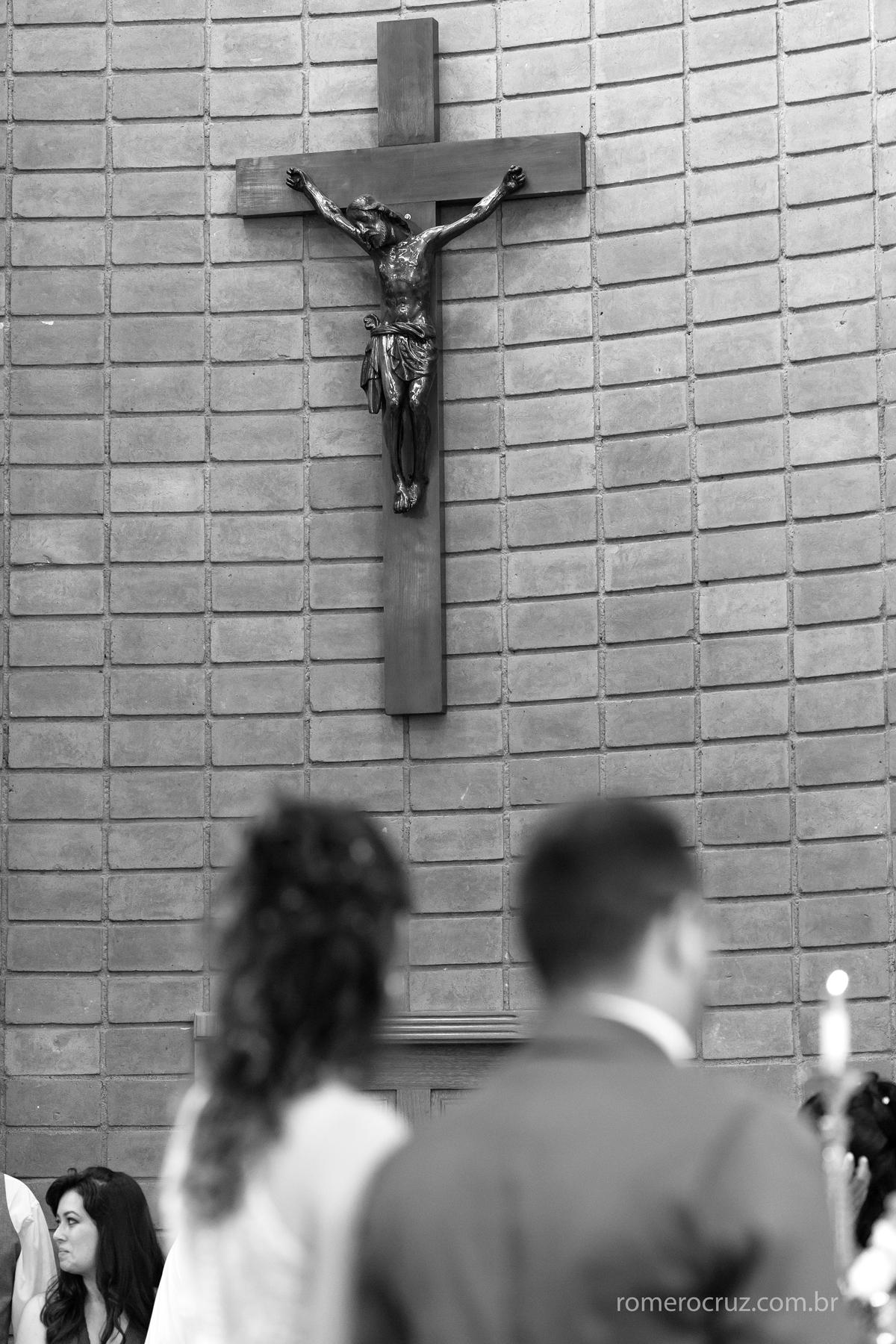 Foto do detalhe da Igreja Verbo Divino em São Paulo-SP pela lente do fotógrafo Romero Cruz