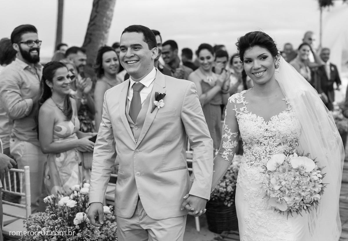 Que sejam felizes para sempre na foto do casamento de Alysson e Marianne