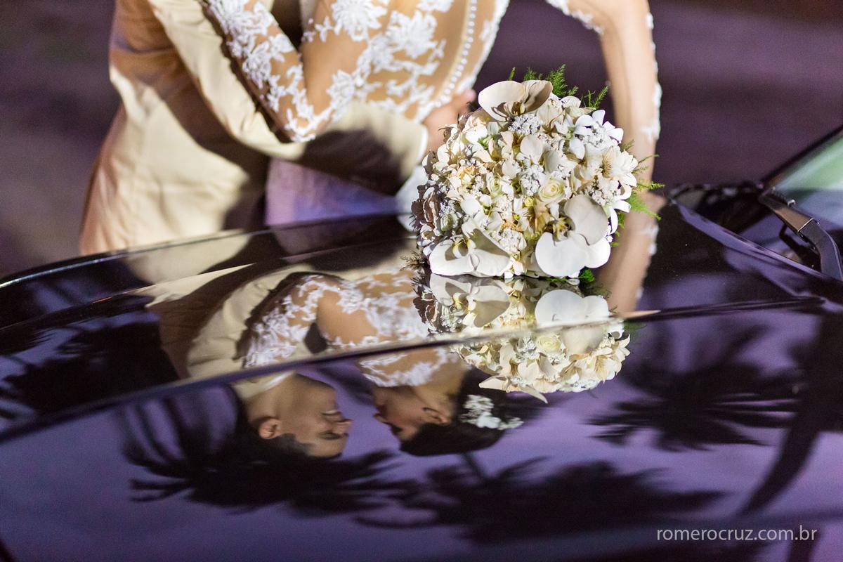 o fotógrafo de casamento Romero Cruz com sua sensibilidade nesse lindo ensaio