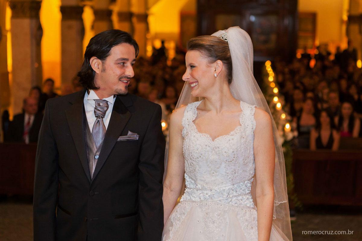 Casamento na igreja São José na rua dinamarca fotos de Romero Cruz