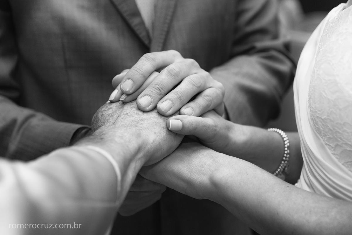 Abençoado casamento desse lindo casal
