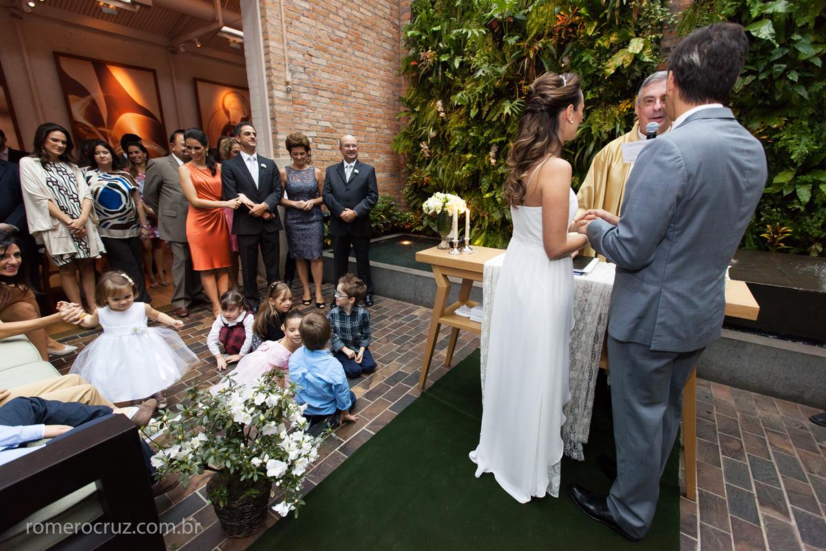 Fotos do casamento dos noivos Thais e João Paulo