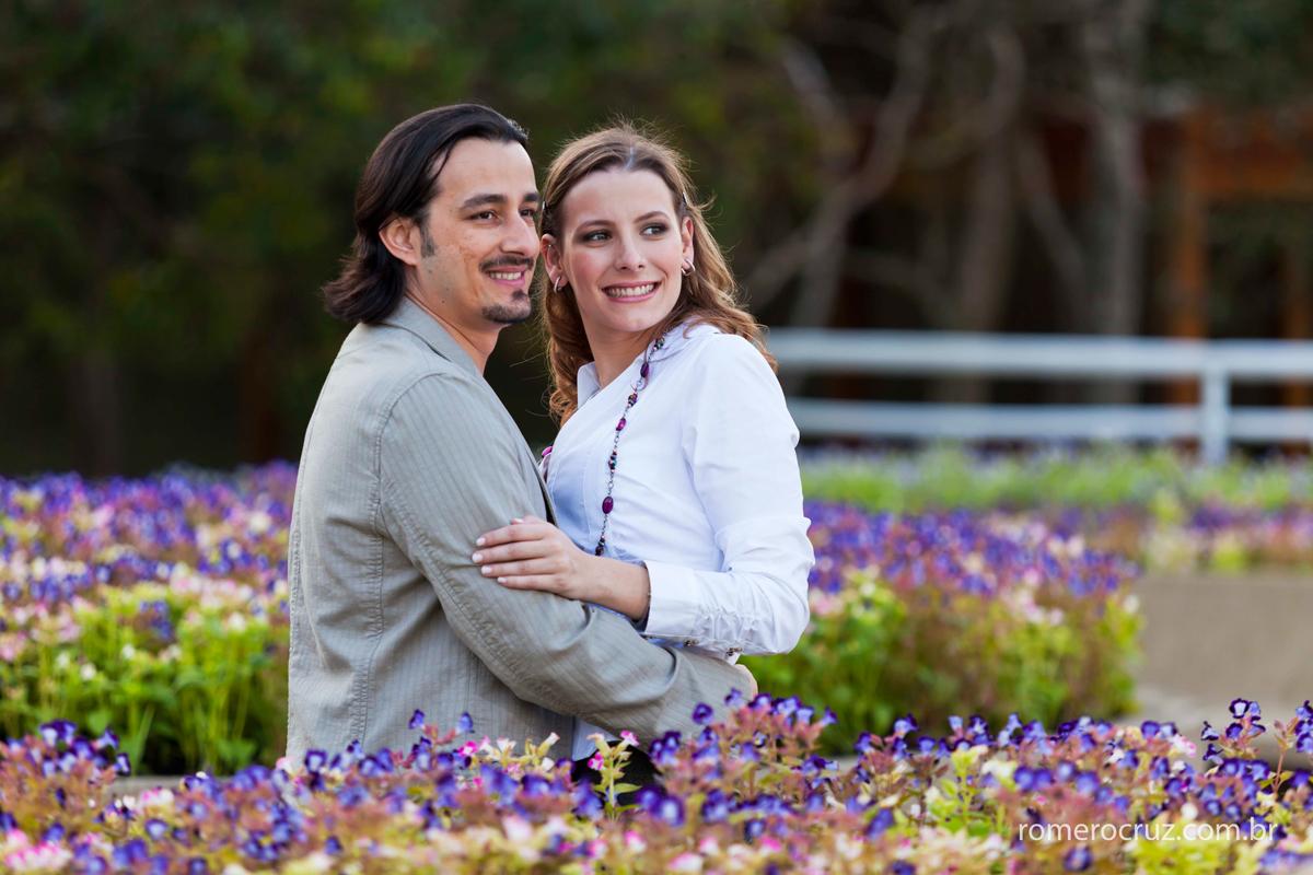 Ensaio fotógrafico pré-wedding feito pelo fotógrafo Romero Cruz