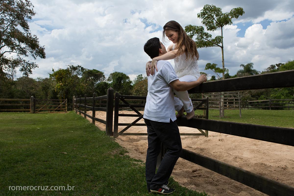 Ensaio fotogreafico pre-wedding em haras