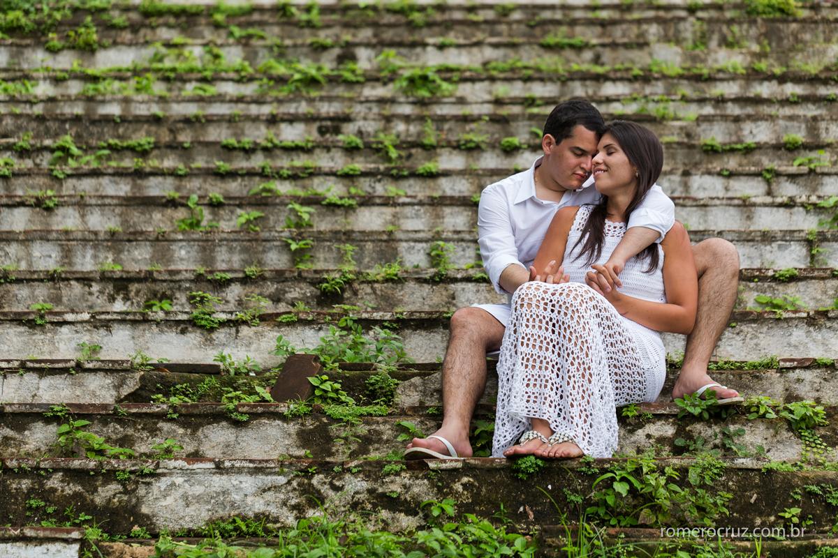 Romero Cruz fotógrafo profissional faz ensaio de casal em Fernando de Noronha